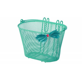 "Basil Jasmin Front Wheel Kids Basket 12""-20"" Kids green"